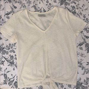Madewell texture and thread top (small)